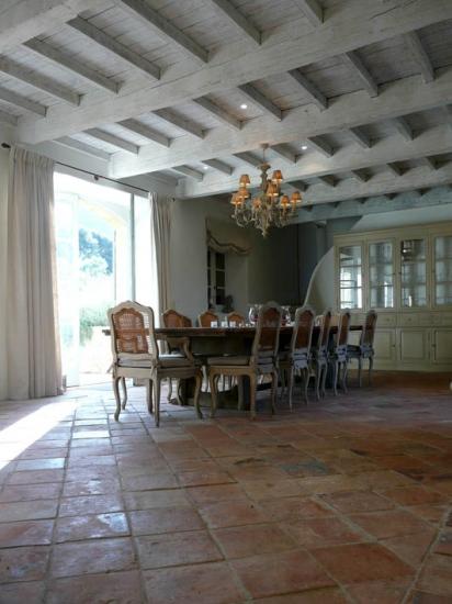 Villa d'Eygalieres.
