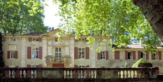 Le Chateau de Roussan , Saint-Remy