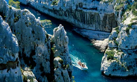 Les Calanques Cliffs