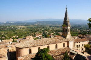 Luberon, Provence.