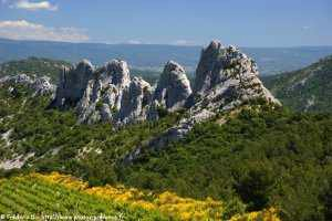My favorite mountain range in Provence...