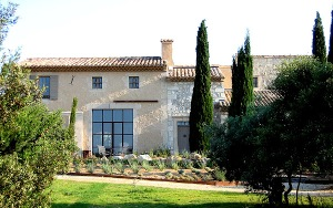 Facade of the Bastide