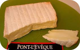 Pont l'Eveque cheese.
