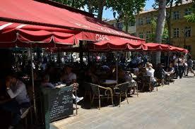 Les deux Garcons in Aix