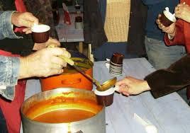 fete de la Soupe in Vaison la Romaine