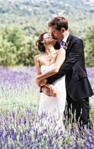Let's get married in Provence.
