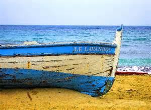 Le Lavandou....