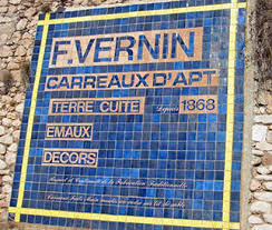 Carreaux d'Apt