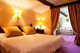 A room at Chateau Arnoux St-Auban