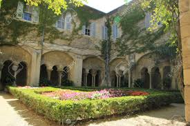 St Paul de Mausole monastery