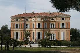 Chateau Pastre, a 19th-century...