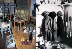 Atelier Paul Cezanne in Aix-en-Provence