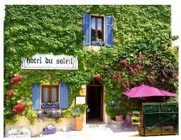 Hotel du Soleil in Hyeres