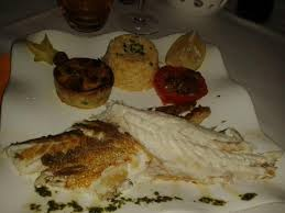 Fish at Le Haut Pave